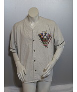 Vancouver Voodoo Shirt - Team Baseball Jersey - Men's Large - $75.00