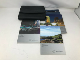2012 Mercedes C-Class Owners Manual Handbook with Case OEM Z0A0490 - $29.69
