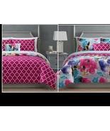$110.00 Hallmart Collectibles Ada 10-Pc. Reversible Comforter Set,  Queen - $59.40