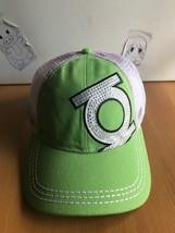 Green Lantern: Logo Snap-back Juniors Baseball Cap Brand NEW! - $23.99