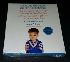 Game Theorist's Guide to Parenting Strategic Thinking Unabridged Audio B... - $19.75