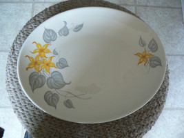 Knowles 12 5/8 oval platter (Yellow Jasmine) 1 availabl - $11.83