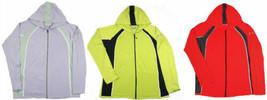 Women's Under Armour Hoodie Jacket Loose Fit Heat Gear Lightweight Running Yoga