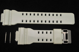 Watch band STRAP white  FITS Casio G-Shock GA-110HC-1A  GA110 GA-120 G-8900 - $13.15