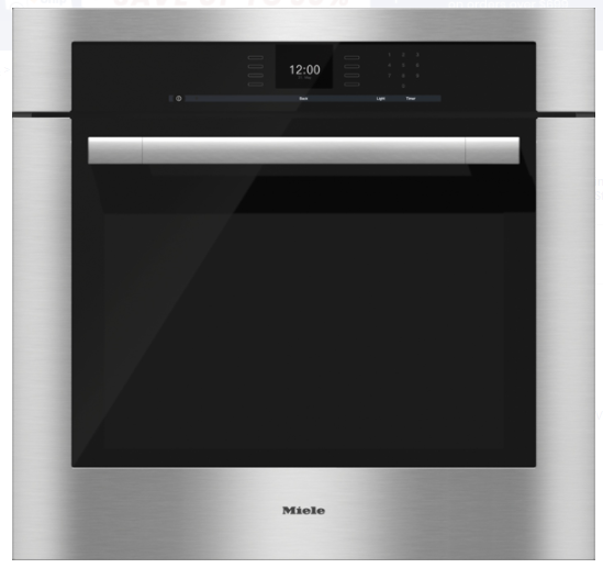 Primary image for Miele H6580BP ContourLine SensorTronic Series 30 Inch Single Electric Oven