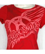 Walt Disney World Aerosmith Rock N Roller Coaster T-shirt Women Girl Siz... - $19.79