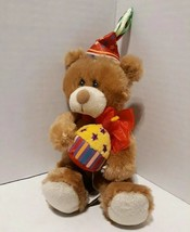 Happy birthday brown teddy bear Lil Bear E. Special Day - First & Main - $9.59