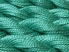 DMC Pearl Cotton Size 3 Color #992 Aquamarine - $1.70