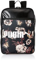 Puma 12 Ltrs Black-Flower Graphic Casual Backpack (7479802) - $68.99