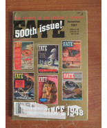 Fate Magazine November 1991, Vol 44, No. 11, Is... - $3.00