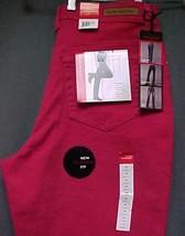 NWT Gloria Vanderbilt Jeans Stretch Fit Tapered Leg Stretch Women's Size... - $26.99