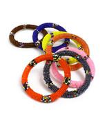 J b635vert beaded bracelets multi thumbtall