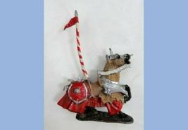 1979 Vintage Ral Partha Miniature Dungeons Dragons - Renaissance Horse - $34.95