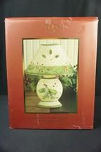 Lenox Holiday Gatherings Tea Light Lamp New - $35.95