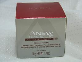 Avon Anew Reversalist Day Renewal Cream 1.7 Oz. New Sealed - $14.10