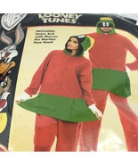 Marvin the Martian Costume Looney Tunes Adult XL Fandom Cosplay NEW - $35.00