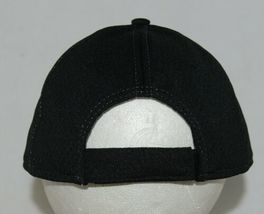 Augusta Sportswear Adult Black And Lime Green Sports Hat image 5