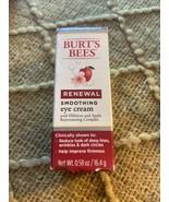 Burt's Bees Renewal Smoothing Eye Cream - 0.58 oz Reduce Line Circles - $7.78