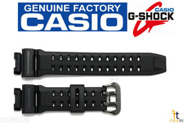 CASIO G-Shock Gulfman G-9100BP-1V Original Black Rubber Watch BAND Strap - $75.11
