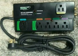 Monster Green Power  HDP650G Power Center 6 Outlet Surge Protector》SAVES... - $69.99