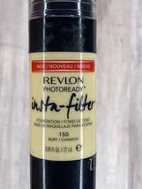 Revlon Photo ready Insta-Filter Foundation Buff 150 - $8.32