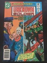 Unknown Soldier (1977 1st Series) #260 VF Very Fine DC Comics Newsstand - $13.86