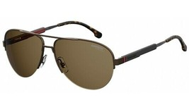 Grey RRP-£130 CARRERA Sunglasses 1005//S Matte Black TI7IR