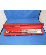 "Snap on QJFR275E 3/8"" Drive Flex Head Torque Wrench - $119.99"
