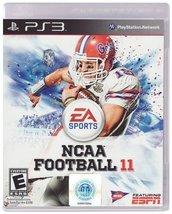 NCAA Football 11 - Playstation 3 [PlayStation 3] - $9.89