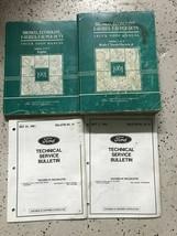 1991 Ford F-150 250 F250 350 Bronco Truck Service Shop Repair Manual Set... - $118.75