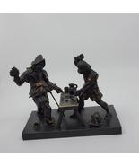 Antique Brass /Bronze casting sculpture  figurine 16th century common s... - $260.00