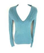 American Eagle Women's Green Sweater S - $17.81