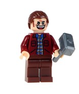 Heres Johnny Horror Movie Minifigures Moc Toy Brand New & Sealed - $3.15