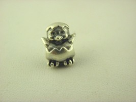 Pandora Hatching Chick Charm in Sterling Silber - $38.22