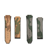 New Hublot Matte Calf Leather Replacement Watch Band Strap For Hublot Bi... - $34.99