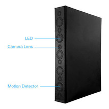 1080P Hidden Spy Security Camera Book,Motion Detection Recording Covert Cam - $47.88