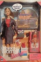 1999 Mattel Working Woman Barbie Doll NIB - $27.72