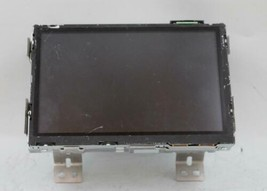 2017 NISSAN PATHFINDER INFORMATION GPS TV DISPLAY SCREEN OEM - $148.49
