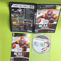 NCAA Football 2007 - Microsoft Xbox | Disc Plus - $4.00