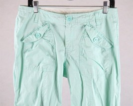 Gap Womens Green Pants Size 8, Measures 32 x 11 - $17.81