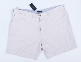 """Tommy Hilfiger Men's Short Regular Rise 100% Cotton Zip W44 Inseam 7"""" Li... - $34.79"""