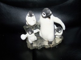 "Snow Much Trouble ""Arctic Escapades"" Hamilton Collection Polar Playmates... - $35.60"
