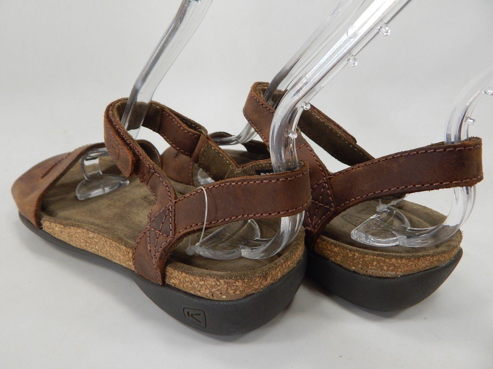 Keen Ana Cortez Size US 7 M EU 37.5 Women's Sports Sandals Brisk / Espresso