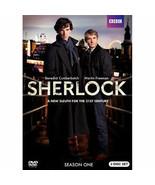 2 DVD Sherlock Series 1: Cumberbatch Martin Freeman Rupert Graves Stubbs... - $7.19