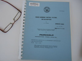 Harmonic Control Systems for Helicopters Naval Systems Command Fairchild... - $27.26