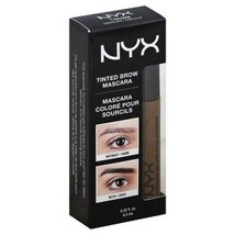 NYX Tinted Brow Mascara - TBM02 Chocolate - $6.79
