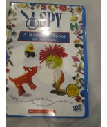 Scholastic I Spy A Runaway Robot and Other Stories Brand New Factory Sealed - $9.99