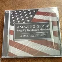 Amazing Grace Songs of the Reagan Memorial NEW CD - $1.98