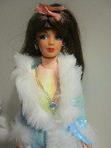 Collector Barbie Blue Mini Go Maxi OOAK by Angie Gill GILLYGALS image 2