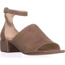Nine West Yorada Bride Cheville Sandales Mules, Naturel - $67.47